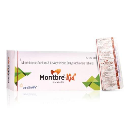 Montbre Kid