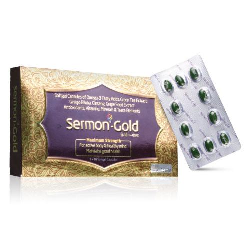 Sermon Gold Capsules