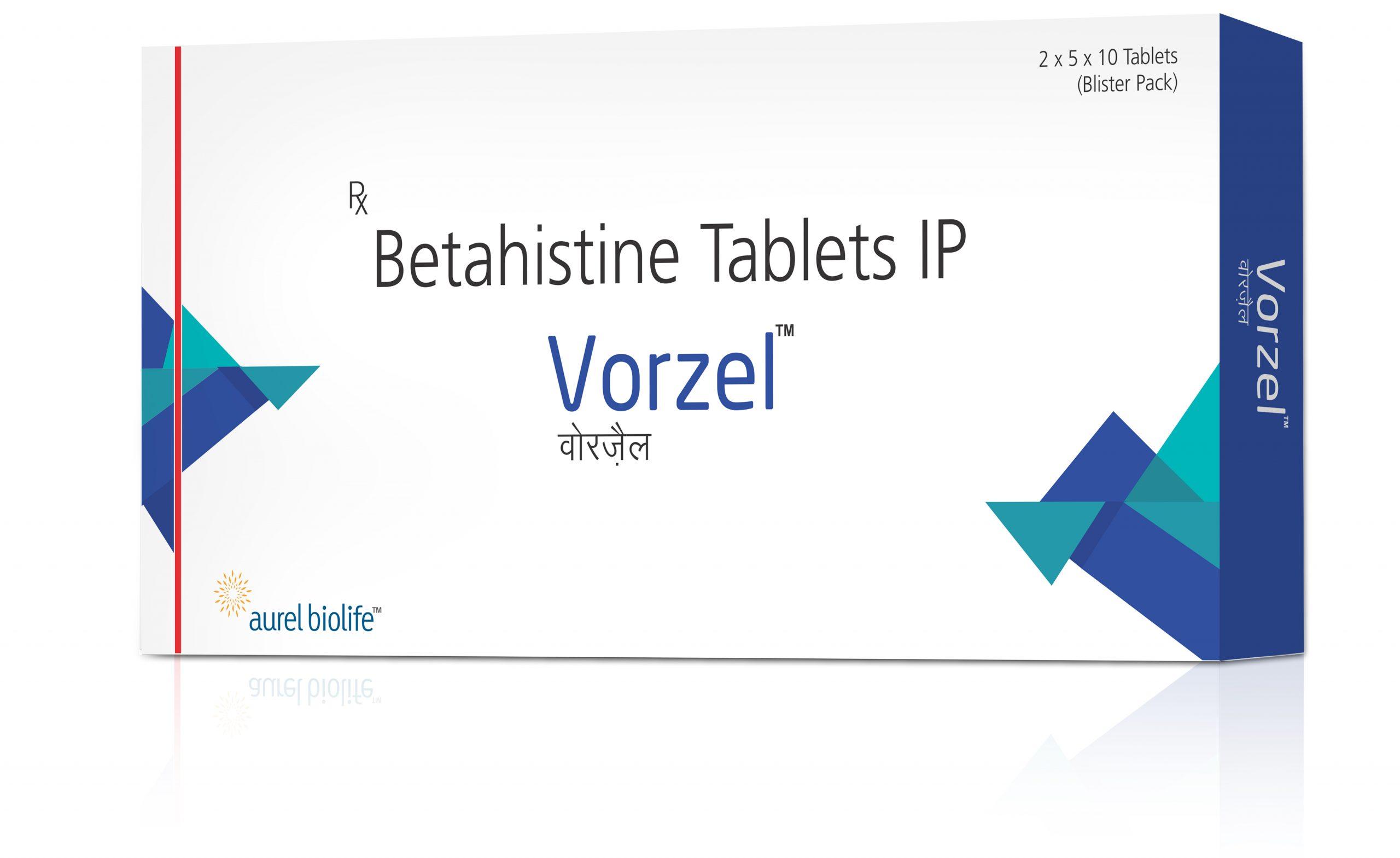 Vorzel tablets